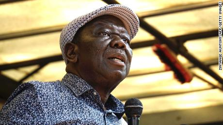 Main opposition leader Morgan Tsvangirai is likely to contest the election.