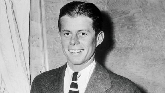 After a trip to visit family in London in 1947, John F. Kennedy became so severely ill that a priest was called to read him his last rites. It was then he was diagnosed with Addison's disease, an adrenal gland disorder causing fatigue, muscle weakness, weight loss and abdominal pain.