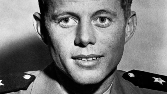 Emaciated, with severe back pain and numerous health issues, JFK needed his father's support to get into the Navy during WWII.