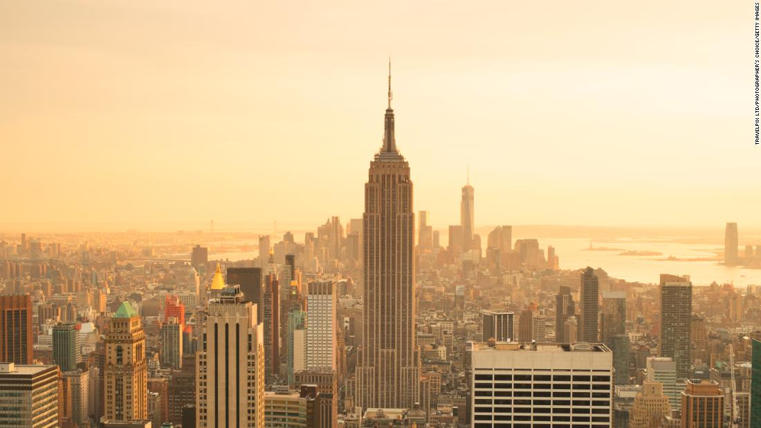 <strong>Empire State Building: </strong>The Empire State Building is a symbol of everything New York City is known for: ambition, innovation, a competitive spirit, and sheer will.