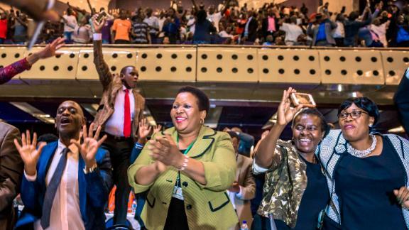 Members of Zimbabwe