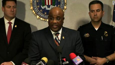 Texas FBI Press Conference