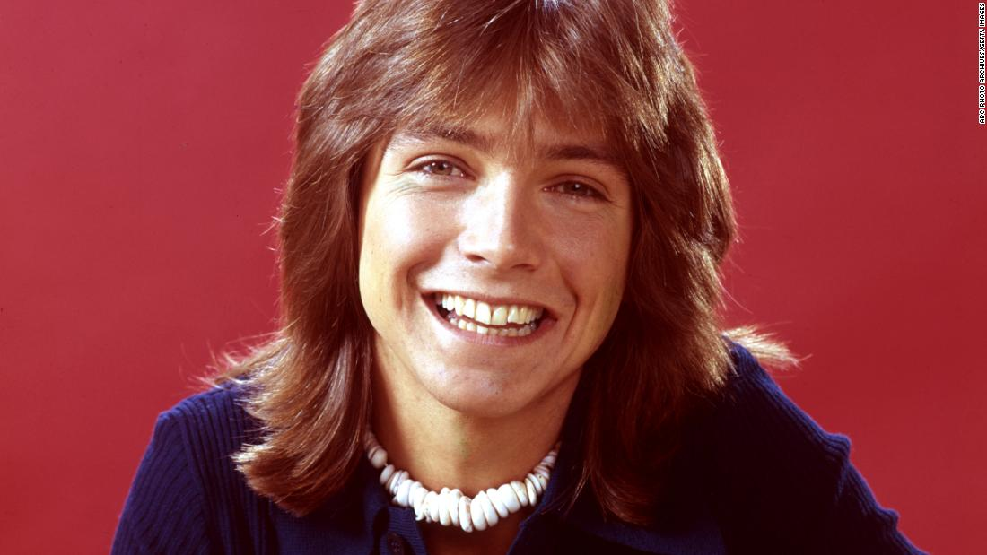 "<a href=""http://www.cnn.com/2017/11/21/entertainment/david-cassidy-dies/index.html"" target=""_blank"">David Cassidy</a>, who came to fame as a '70s teen heartthrob and lead singer on ""The Partridge Family,""  died on Tuesday, November 21, according to his publicist Jo-Ann Geffen. He was 67."