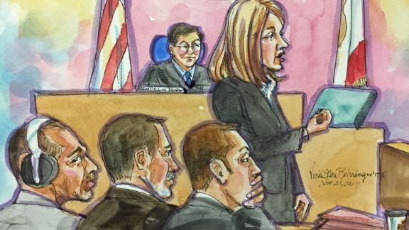 Juors began deliberating Tuesday in the murder trial of Jose Ines Garcia Zarate.