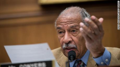 Lawyer: Conyers won't resign House seat, did not harass women