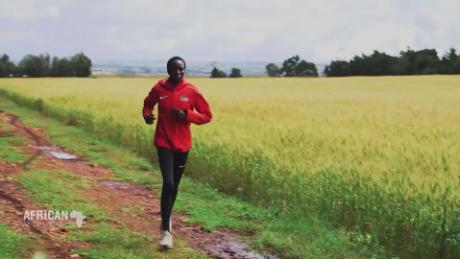 African Voices Two-time World Champion Edna Kiplagat B_00005628