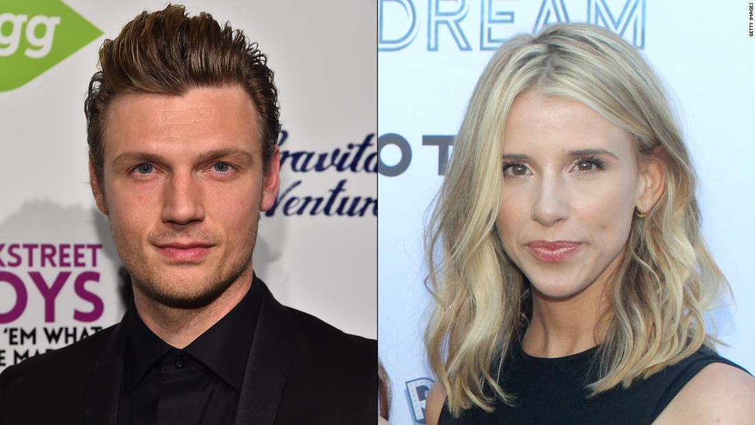 Nick Carter Melissa >> Nick Carter denies Melissa Schuman rape allegation - CNN
