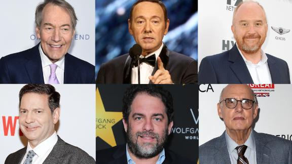 Sexual misconduct affects hollywood