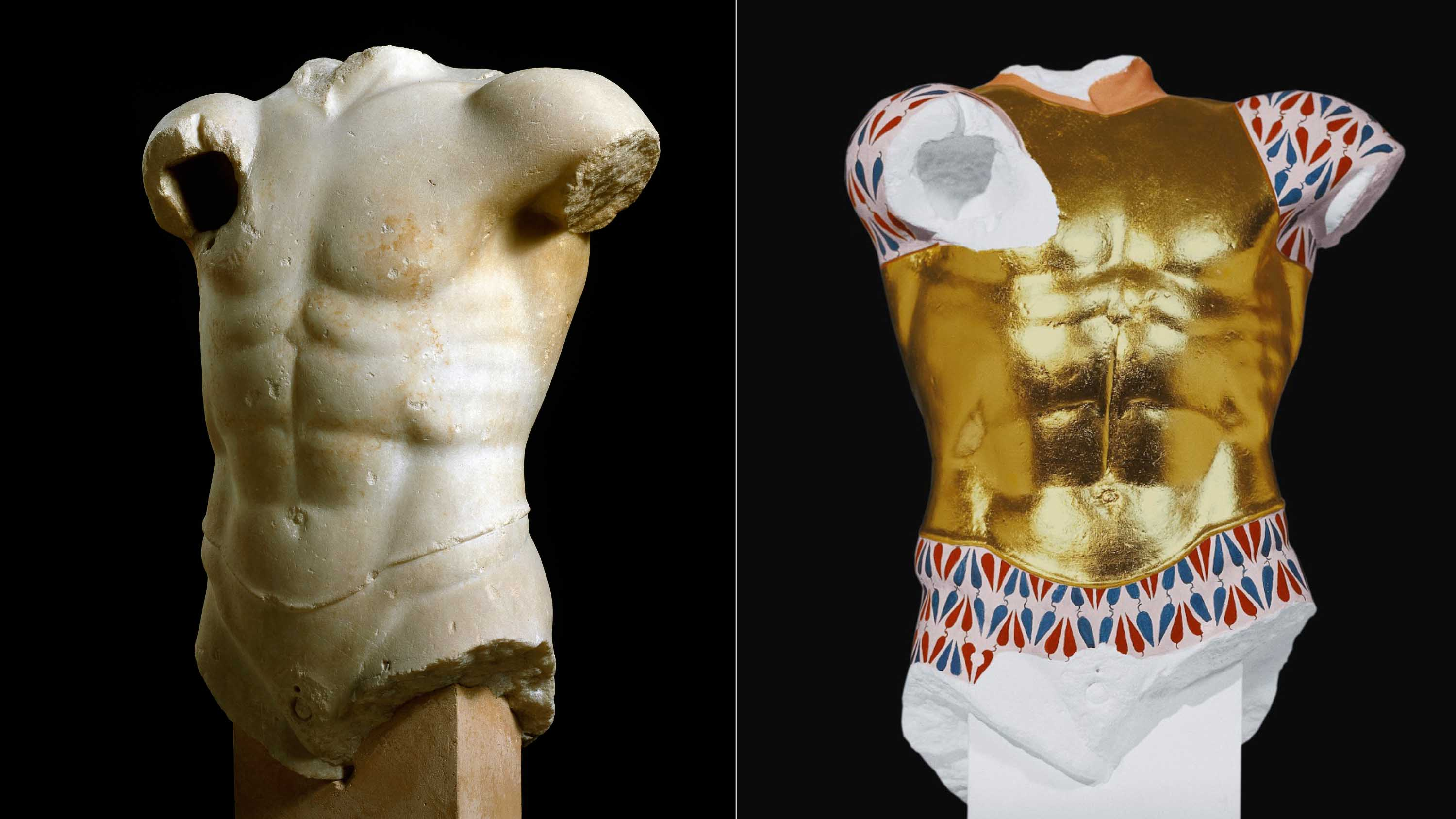 The true colors of ancient statues - CNN Style