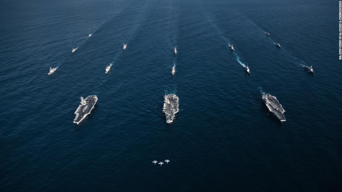 Super Duty 2017 >> US Navy Pacific Fleet at breaking point - CNNPolitics