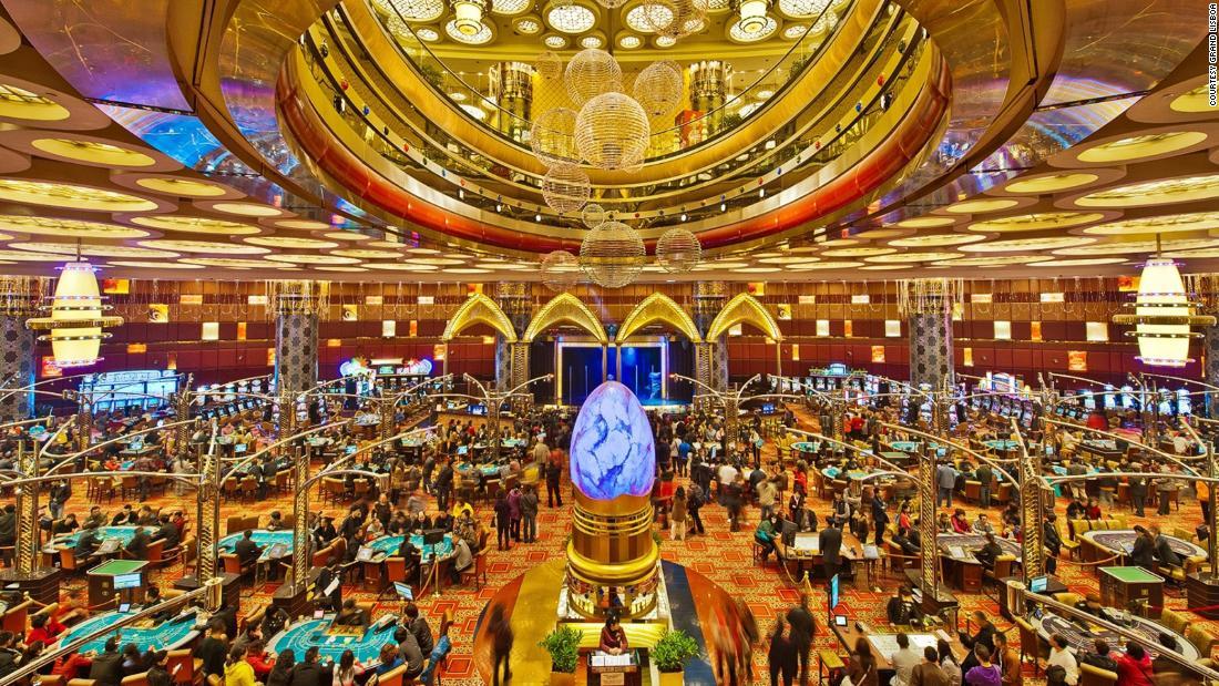 Macau S Best Casinos Cnn Travel