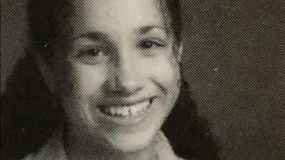 The actress attended Immaculate Heart, a private, all-girls Catholic school in Los Angeles.