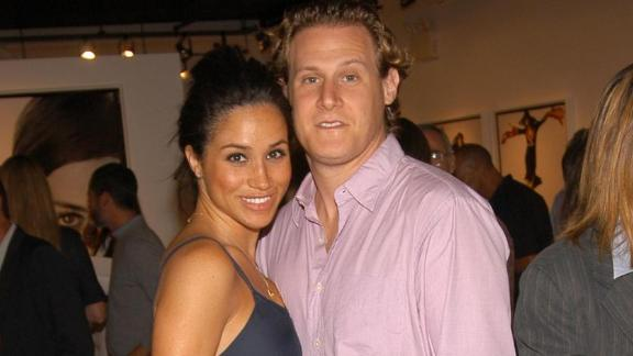 Markle was married to film producer Trevor Engelson for two years before they divorced in 2013.