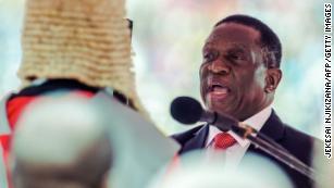 President Mnangagwa: 'Zimbabwe is open for business'