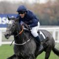 Michael Owen racing at Ascot
