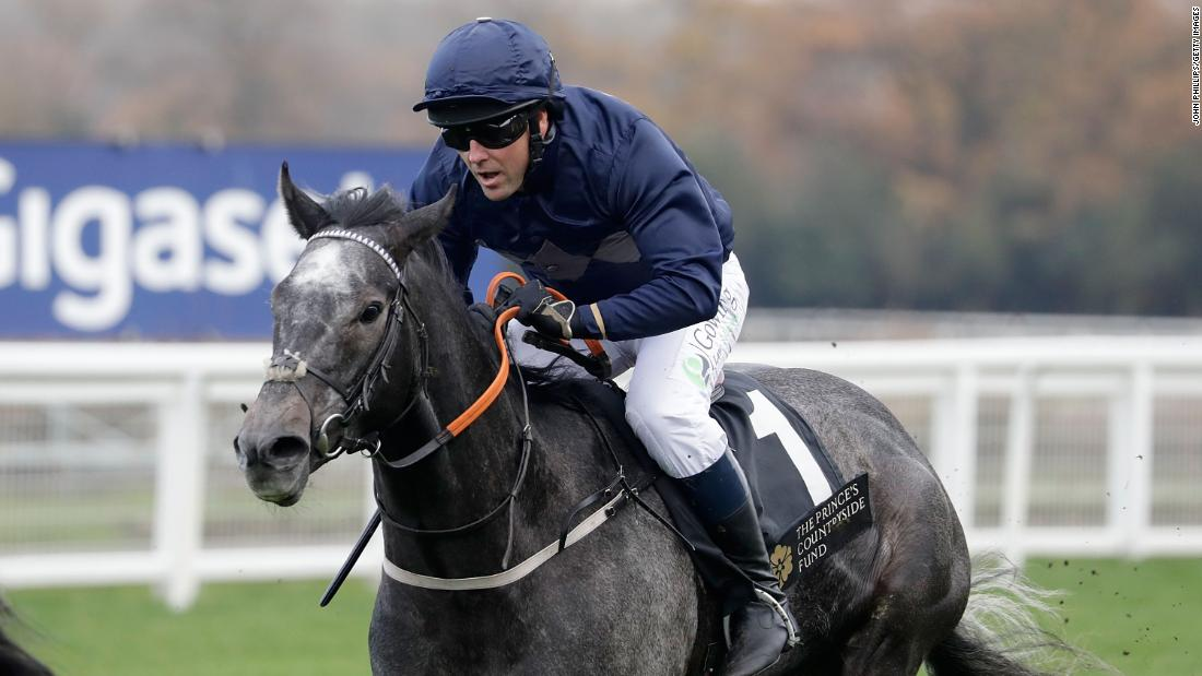Michael Owen made his jockey debut in a charity race at Ascot on Friday.