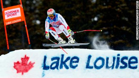 Swiss world champion Beat Feuz won the season's World Cup downhill opener in Lake Louise.