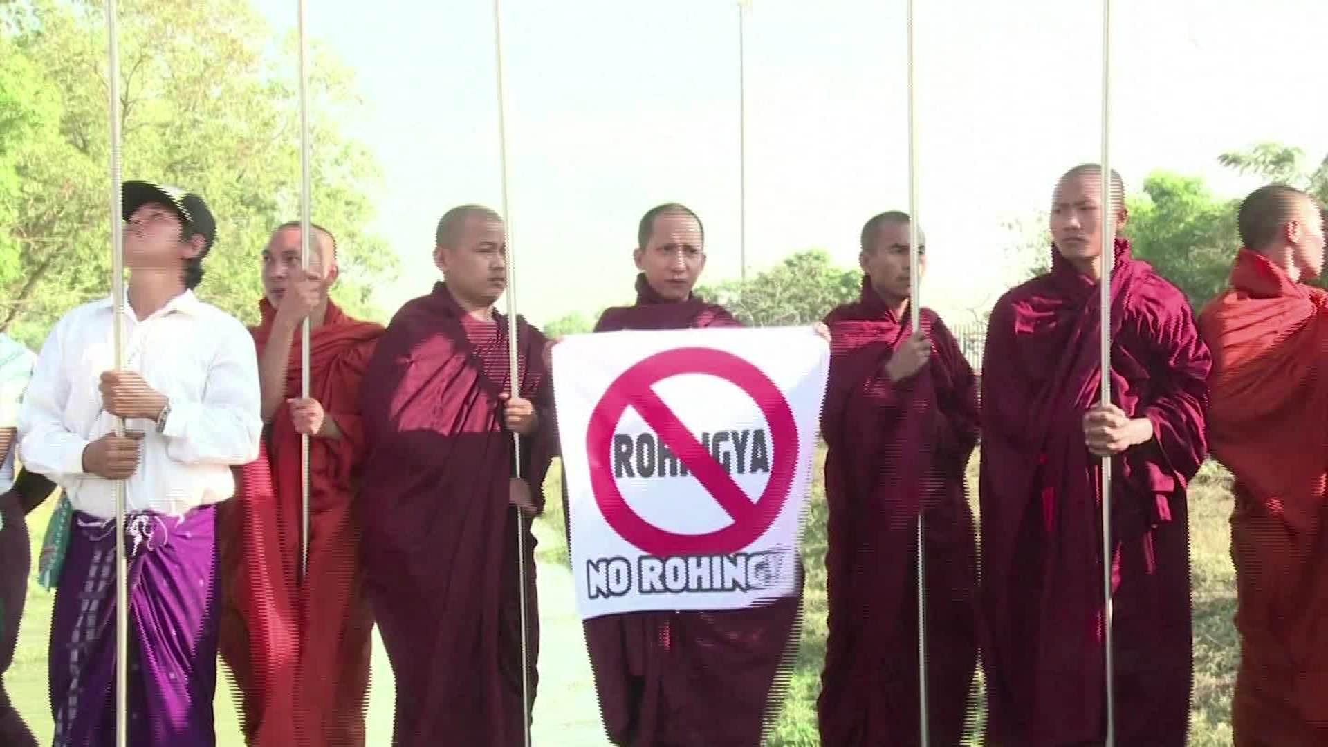 Report: Myanmar military raping Rohingya women - CNN Video