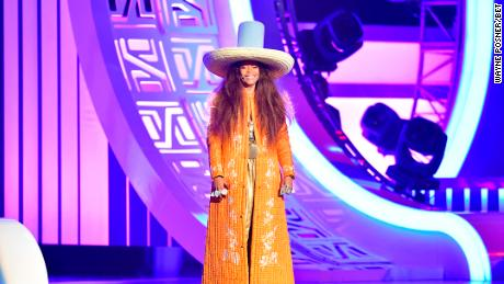 Erykah Badu's recent comments have her in some hot water.