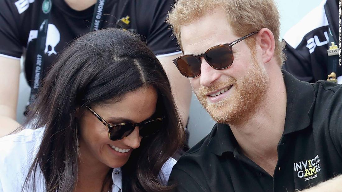 Prince Harry And Meghan >> Prince Harry is the epitome of a modern royal - CNN