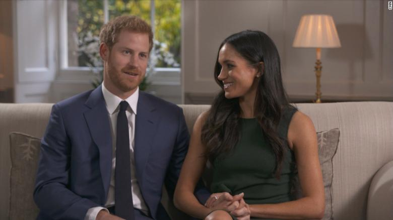 Prince Harry and Meghan reveal proposal details