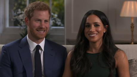 Prince Harry, Markle reveal engagement details