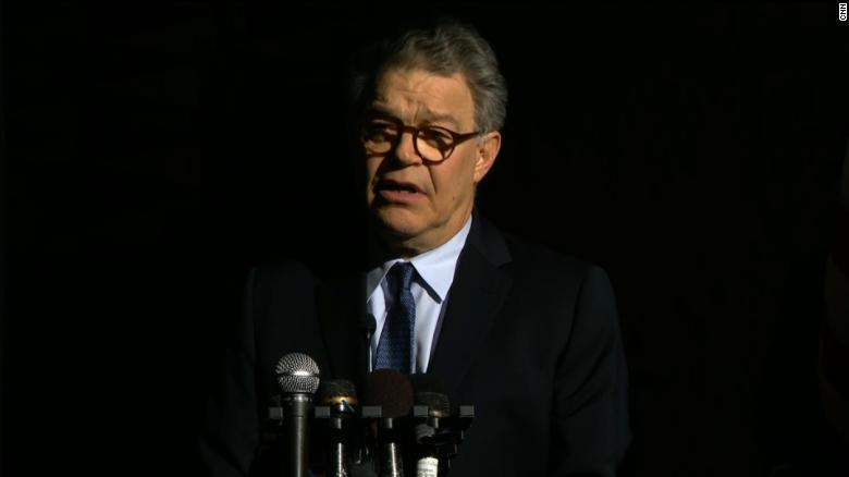 WATCH: Sen. Franken speaks amid groping allegations (full remarks)