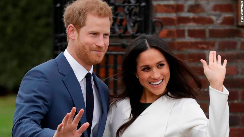 Prince Harry & Meghan: The ring and the romance
