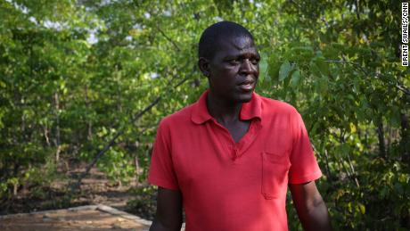 Liphat Maposa was just eight when  soldiers stormed his village and killed 11 teachers.