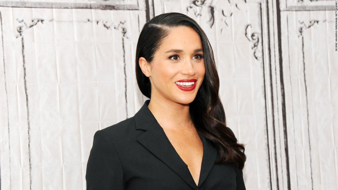 "<a href=""http://edition.cnn.com/2017/11/27/europe/meghan-markle-profile/index.html"" target=""_blank"">Meghan Markle</a> visits AOL Studios in New York in March 2016. Markle, a former actress, is best known for her role as Rachel Zane in the hit TV series ""Suits."" Her <a href=""http://edition.cnn.com/2017/11/27/europe/prince-harry-meghan-markle/index.html"" target=""_blank"">engagement to Britain's Prince Harry</a> was announced in November."