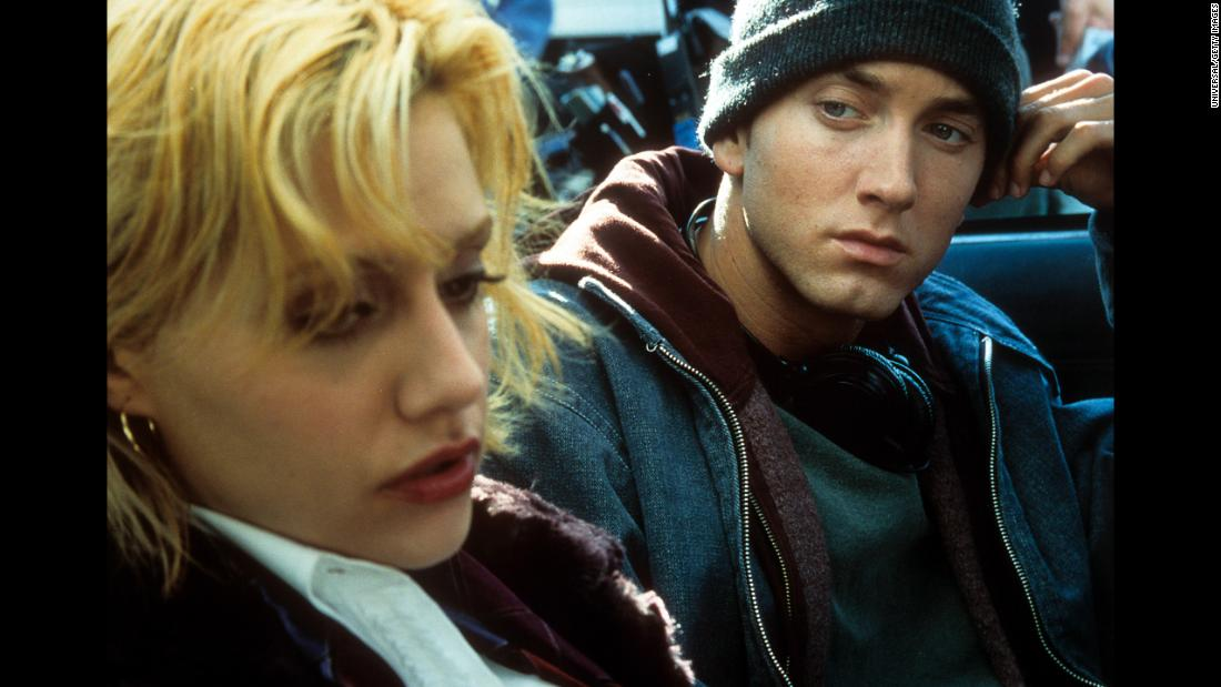 "<strong>""8 Mile""</strong>: You better lose yourself the moment you get into this 2002 film starring Eminem and Brittany Murphy and based on the rapper's life when he was trying to break into the hip hop<strong> </strong>game in his hometown of Detroit. <strong>(Netflix) </strong>"