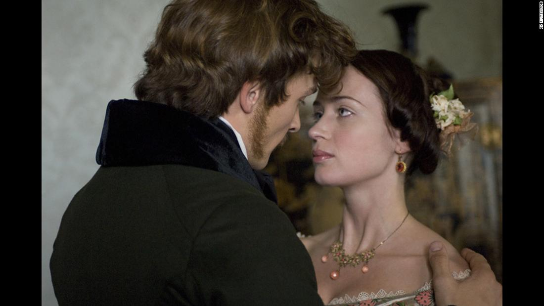"<strong>""The Young Victoria""</strong> :  Rupert Friend and Emily Blunt star in this 2009 dramatization of the first years of Queen Victoria's rule and her romance with Prince Albert. <strong>(Netflix) </strong>"