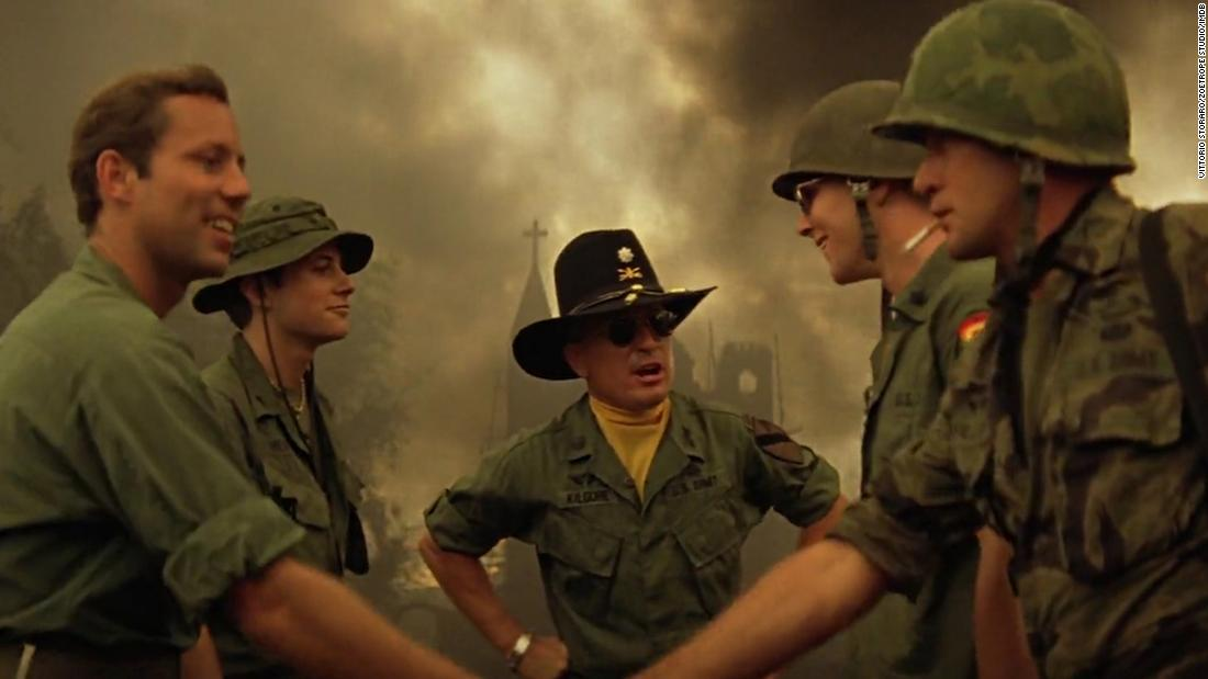 "<strong>""Apocalypse Now""</strong>: Robert Duvall, Martin Sheen, Sam Bottoms, Jerry Ross and Kerry Rossall star in this now classic 1979 war movie.<strong> (Amazon Prime, Hulu) </strong>"