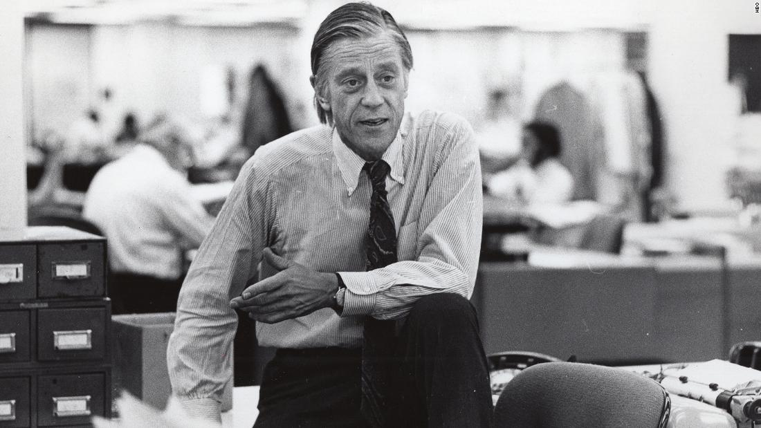 "<strong>""The Newspaperman: The Life and Times of Ben Bradlee""</strong>: This documentary examines the life and career of  journalist Ben Bradlee, who served as the executive editor of The Washington Post and who is known for his role in exposing the Pentagon Papers and the Watergate scandal. <strong>(HBO Now)</strong>"