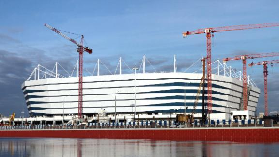 Kaliningrad Stadium World Cup schedule: Group stage Legacy: The 35,000-seater stadium will have its capacity reduced by 10,000 and be home to second-tier side FC Baltika Kaliningrad. A new residential development will be built around it featuring parks, quays and embankments alongside the Pregola river.