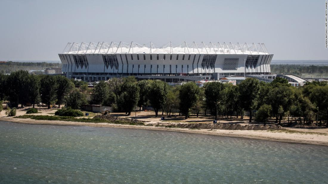 <strong>Rostov Arena World Cup schedule: </strong>Group stage, last 16<strong><br />Legacy:</strong> As one of the first major projects built on the southern bank of the Don River, architects hope the 45,000-seater stadium will attract a flow of people and investment from the north. It will also host Russian Premier League side FC Rostov's home fixtures.