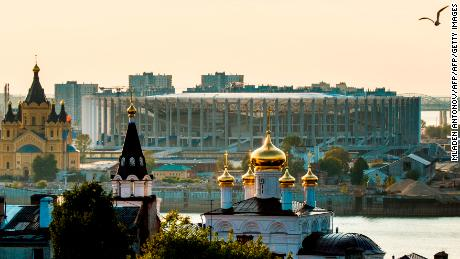 Is Russia ready to host the 2018 World Cup?