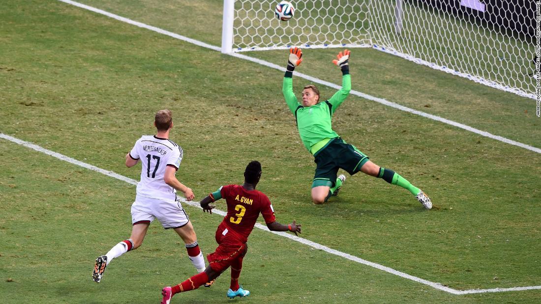 Goal Deutsch