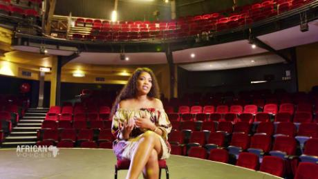 African Voices Terry Pheto Lights, camera, Oscars A_00032925
