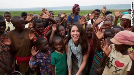 Meghan Markle long an advocate for feminism