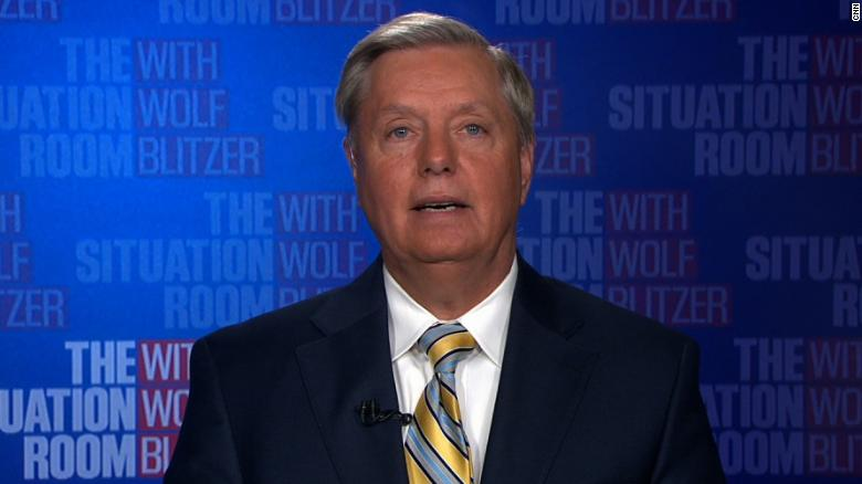 Lindsey Graham's 180 degree turn on Donald Trump