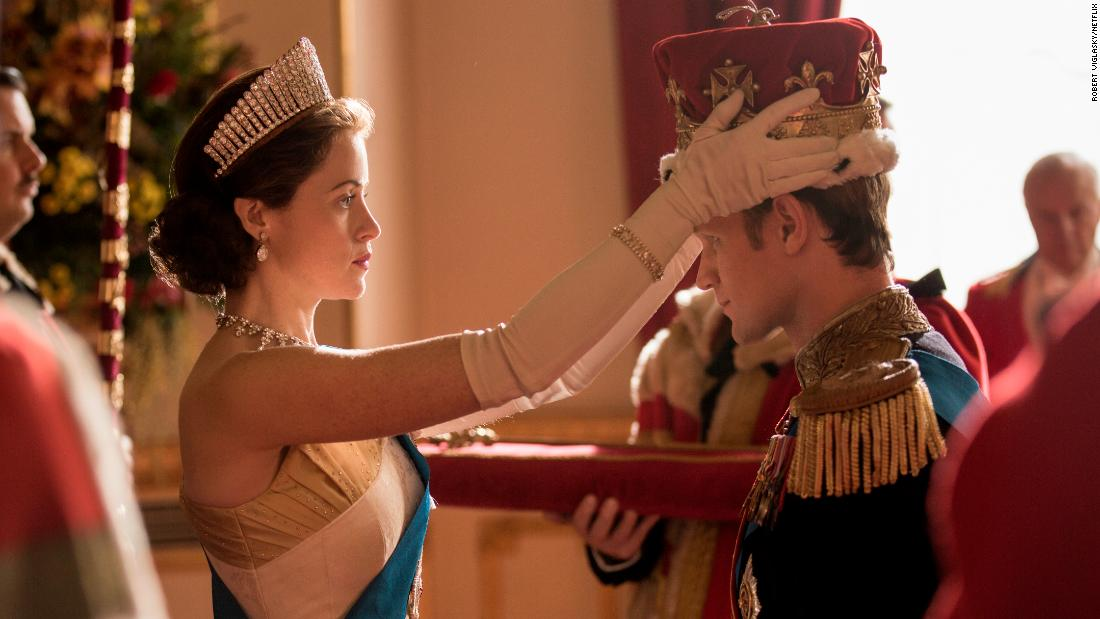 "That engagement between Prince Harry and American actress Meghan Markle is not the only exciting royal news. Season 2 of ""The Crown"" premieres on Netflix in December. Here's some of what else is streaming during the month:"