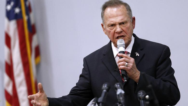 Fox News: Moore staff 'manhandled' crew