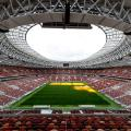 Luzhniki Stadium russia 2018 world cup  interior