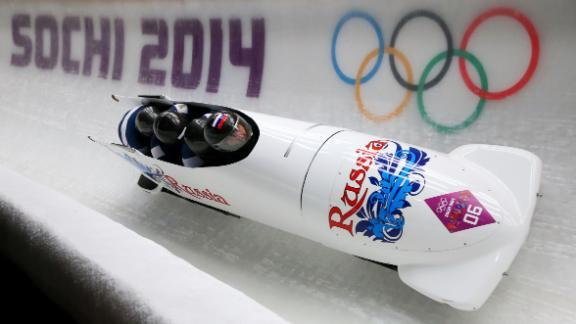 Russian bobsledders Aleksandr Kas'yanov, Alexsei Pushkarev and Iivir Khuzin are the latest athletes to be handed lifetime bans by the IOC