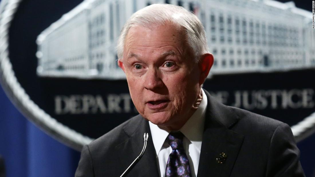Sessions invokes 'Anglo-American heritage' of sheriff's office – Trending Stuff