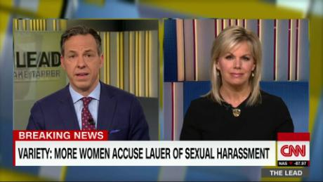Gretchen Carlson on allegations against Lauer
