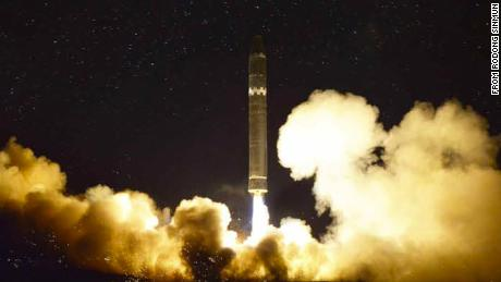 US official says North Korea is making progress on missile guidance