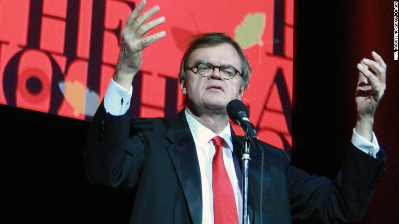 Garrison Keillor fired by Minnesota Public Radio