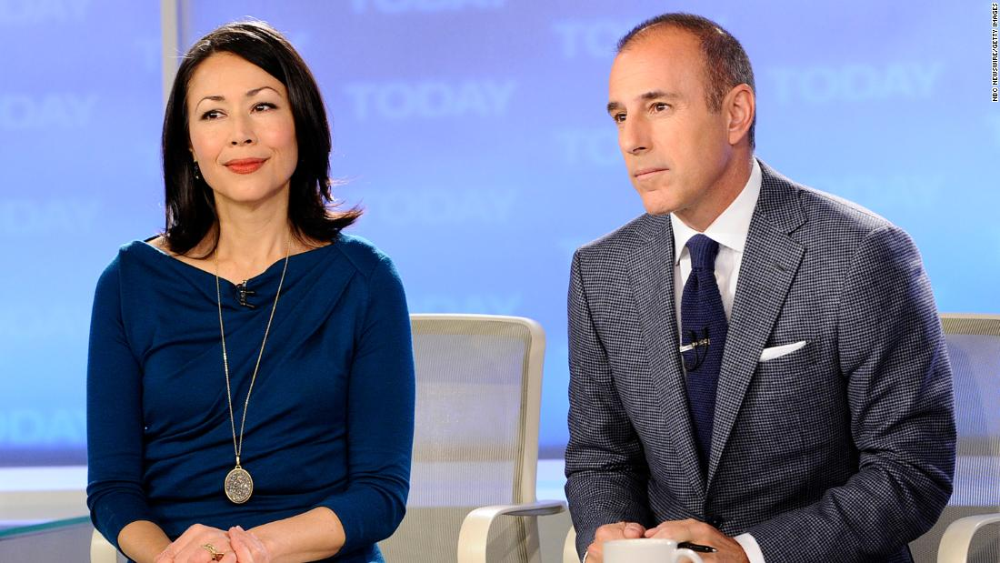 Matt Lauer and Ann Curry left out of 'Today' show tribute